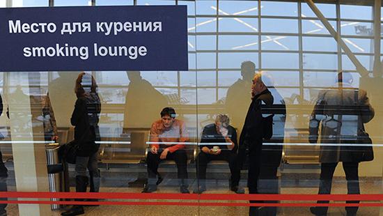 где в аэропорту пулково купить сигареты
